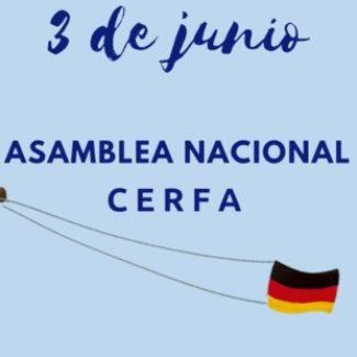 Logo del grupo Grupo de trabajo de la asamblea nacional de CERFA