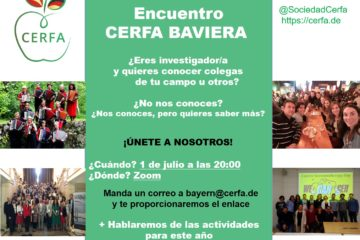 Bayern Encuentro Virtual Jul 2020
